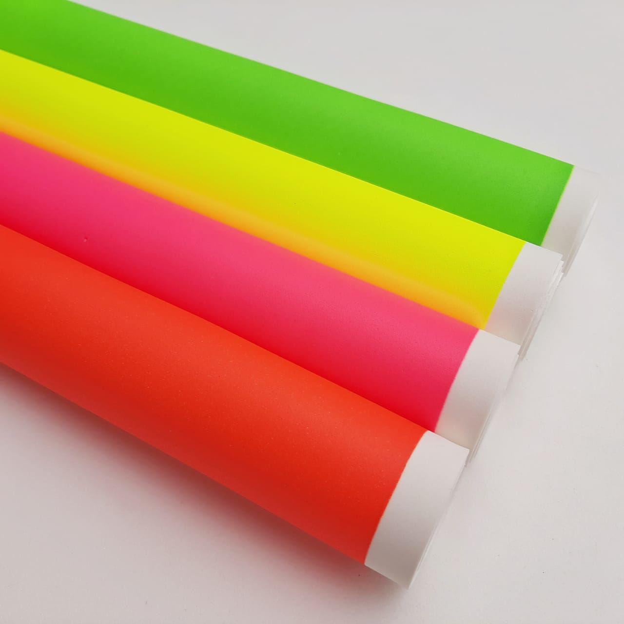 Folha de Eva Estampado Neon