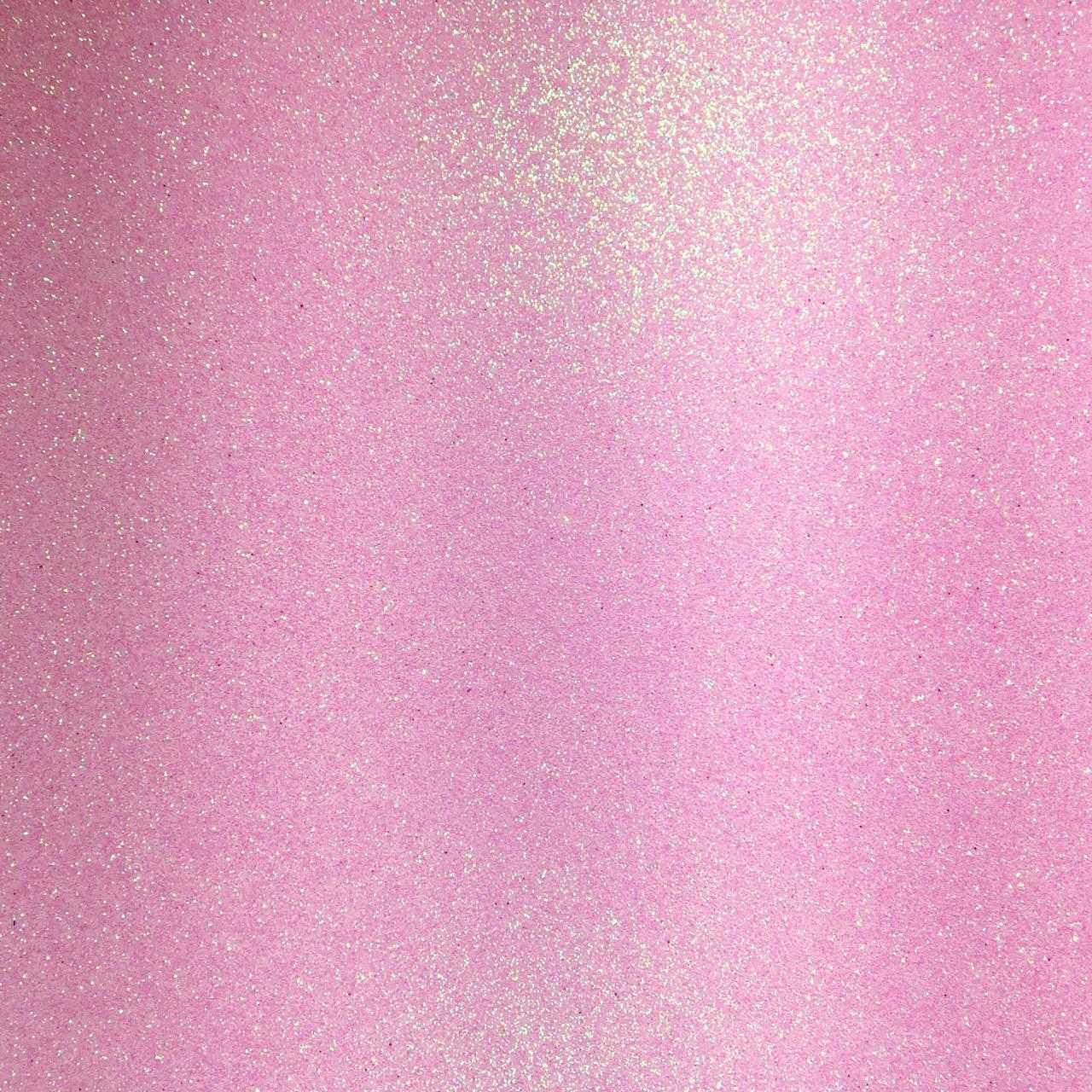 Folha de Eva Glitter Candy Color