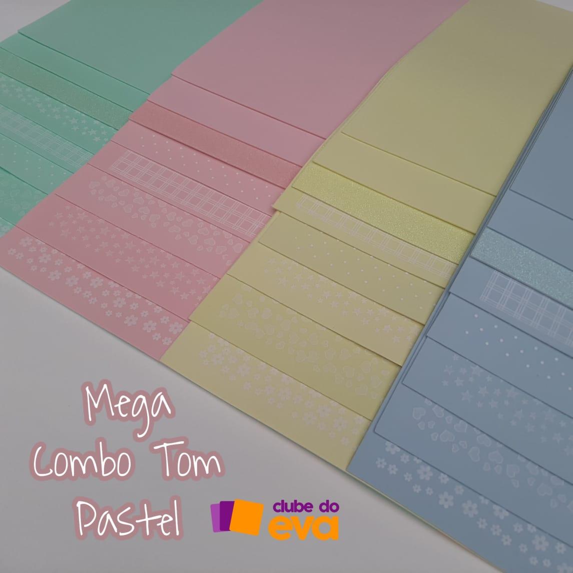 Mega Combo Tom Pastel