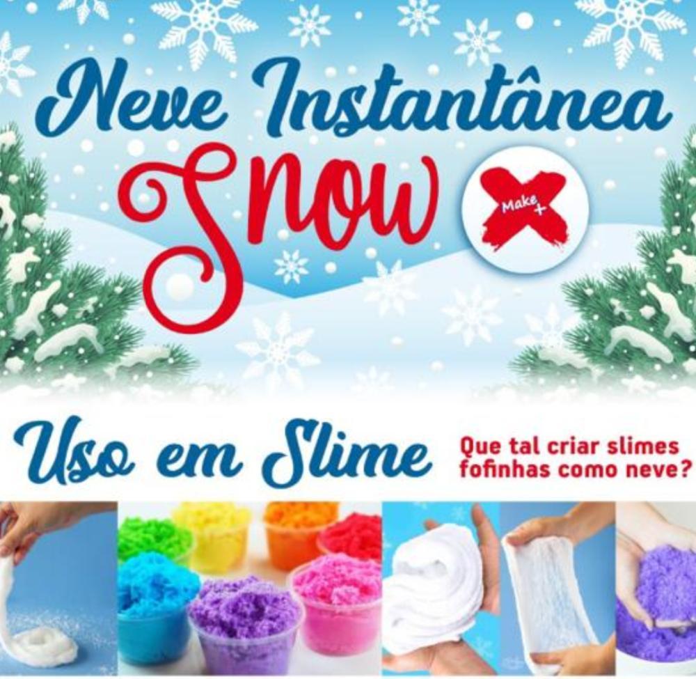 Neve Instantânea Snow