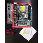 Placa Mãe TG-G31/965-P/U Socket LGA 775 Ddr2 Foxconn