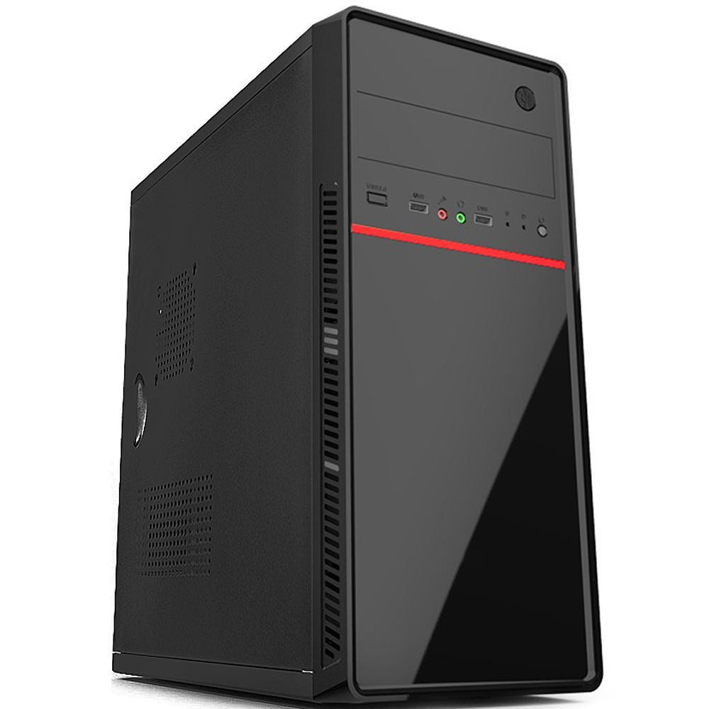 Computador Pc Cpu Intel Core i3 Com Hdmi 8GB SSD 120GB Windows 10 Pro Desktop