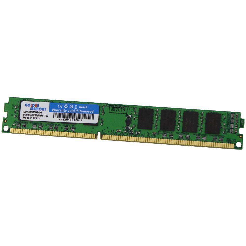 Memória Ram IBM Lenovo Dell DDR3 4gb 1333Mhz
