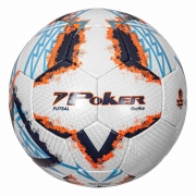 Bola de Futsal Crystal Microfiber 32 Gomos Grafite 05809