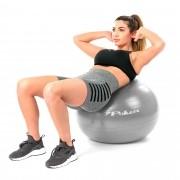 Bola de Pilates Suiça Gym Ball com Bomba de Ar - 85cm 09095