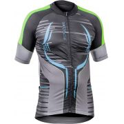 Camisa Ciclista C/ Zíper Total Tório II 04036