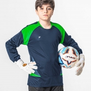 Camisa Goleiro Manga Longa Infantil Reflex 04242