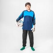 Conjunto Goleiro Manga Longa Infantil Hunter (Camisa + Calça + Meia) 04253