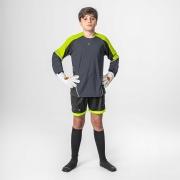Conjunto Goleiro Manga Longa Infantil Ranger (Camisa + Calção + Meia) 04254