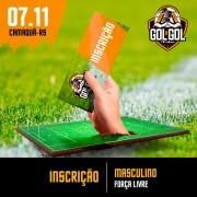 Inscrição Gol a Gol Poker – etapa Camaquã – 07/11/2020
