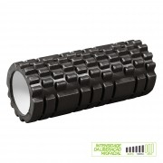 Rolo de Massagem Liberação Miofascial Texturizado Z - EVA+PVC - 33x14cm 09105