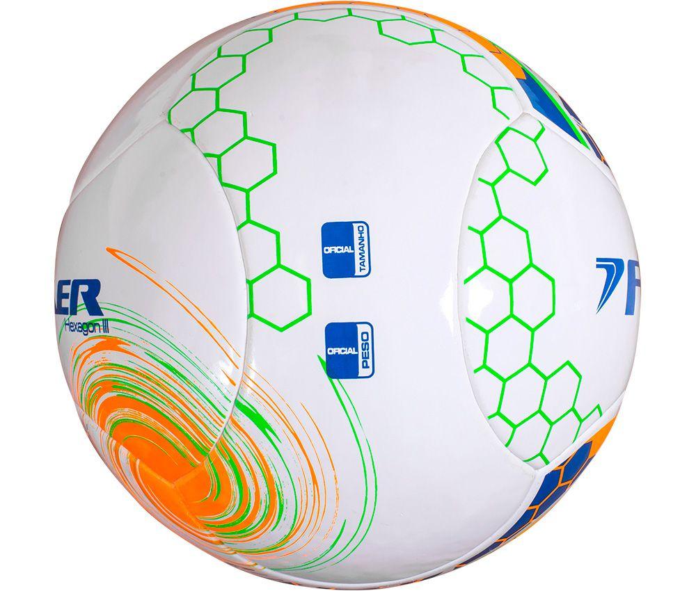 "Bola Fut Campo Hexagon III Prime ""PU+EVA"" 05753"