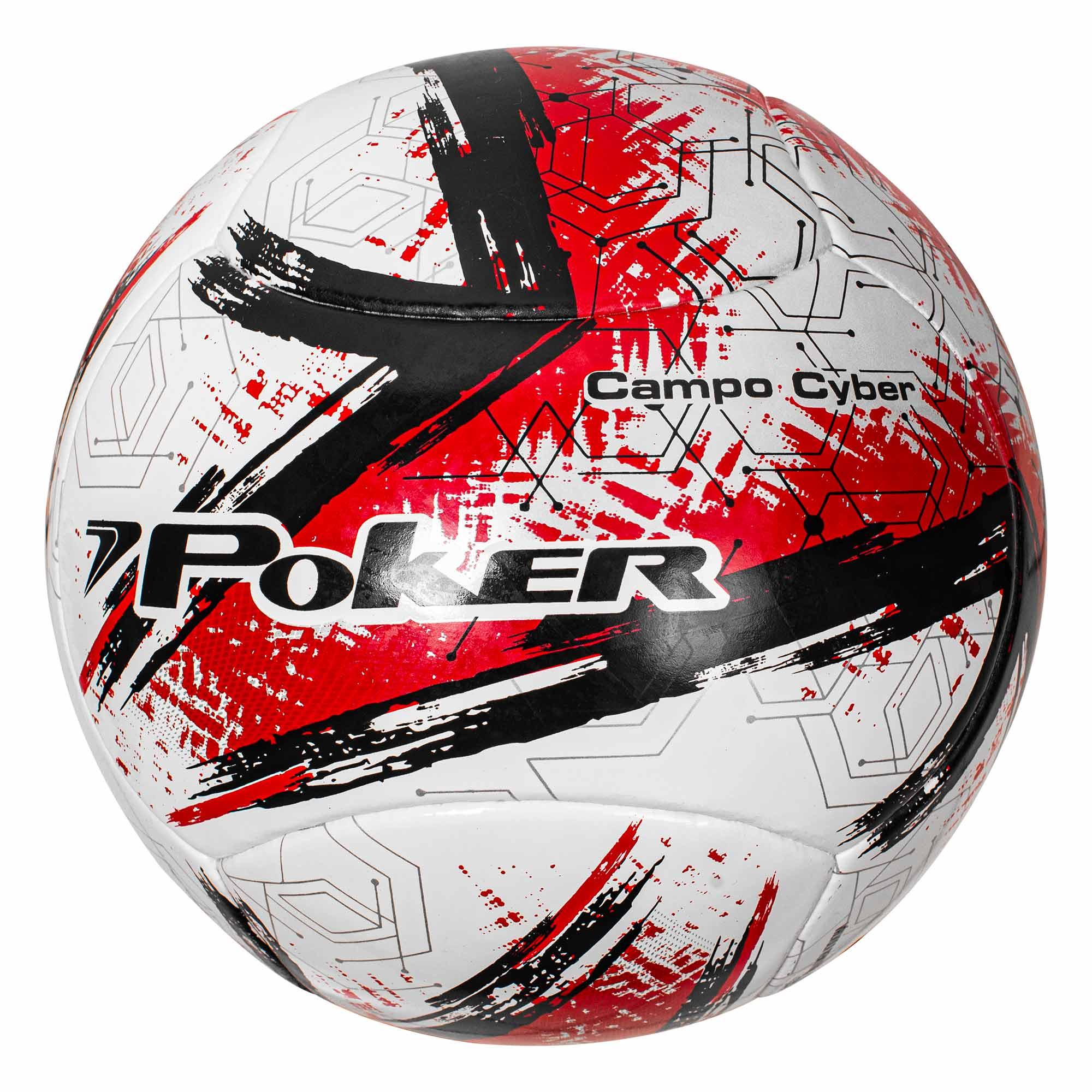Bola Futebol de Campo Funsionada 6 Gomos Cyber 05806