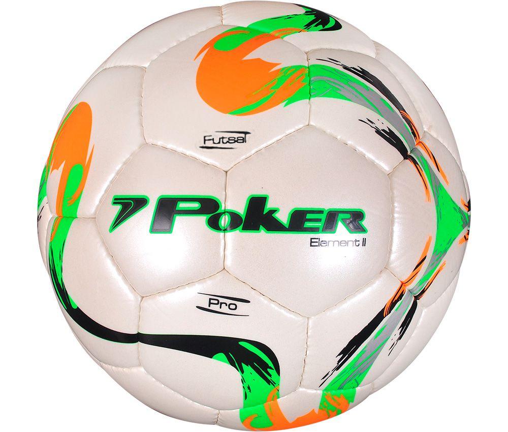 Bola Futsal C/C Mao Cristal Element II Pro PU 05730