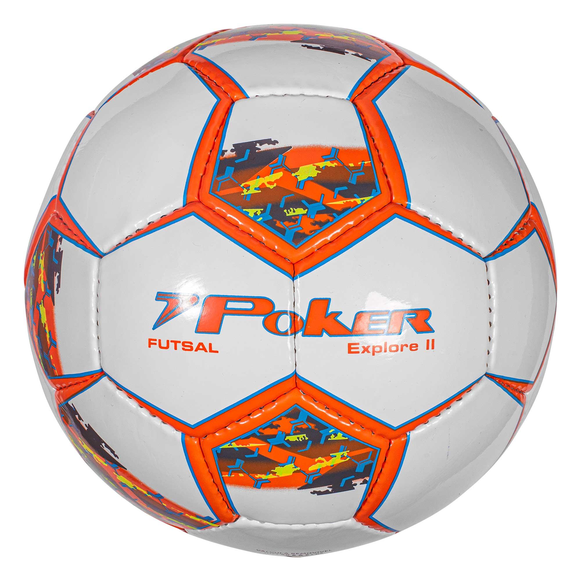 Bola de Futsal Soft 32 Gomos Explore II 05795