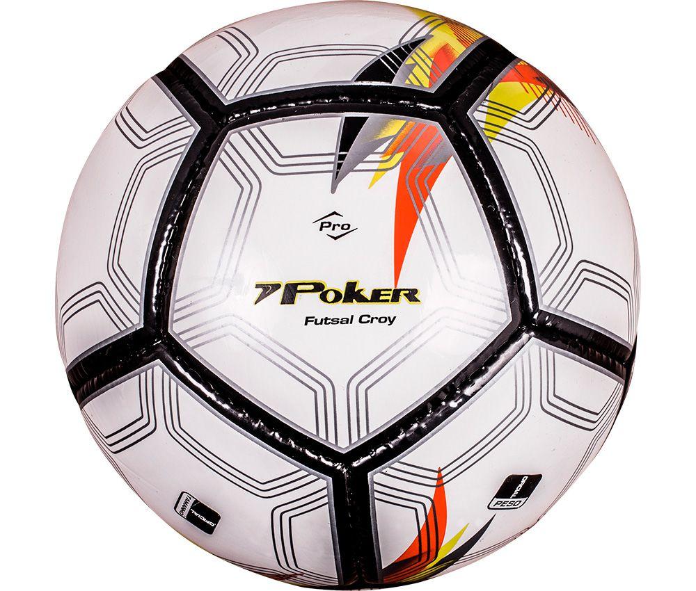 Bola Futsal Croy Prime 12 Gomos PU+EVA 05777