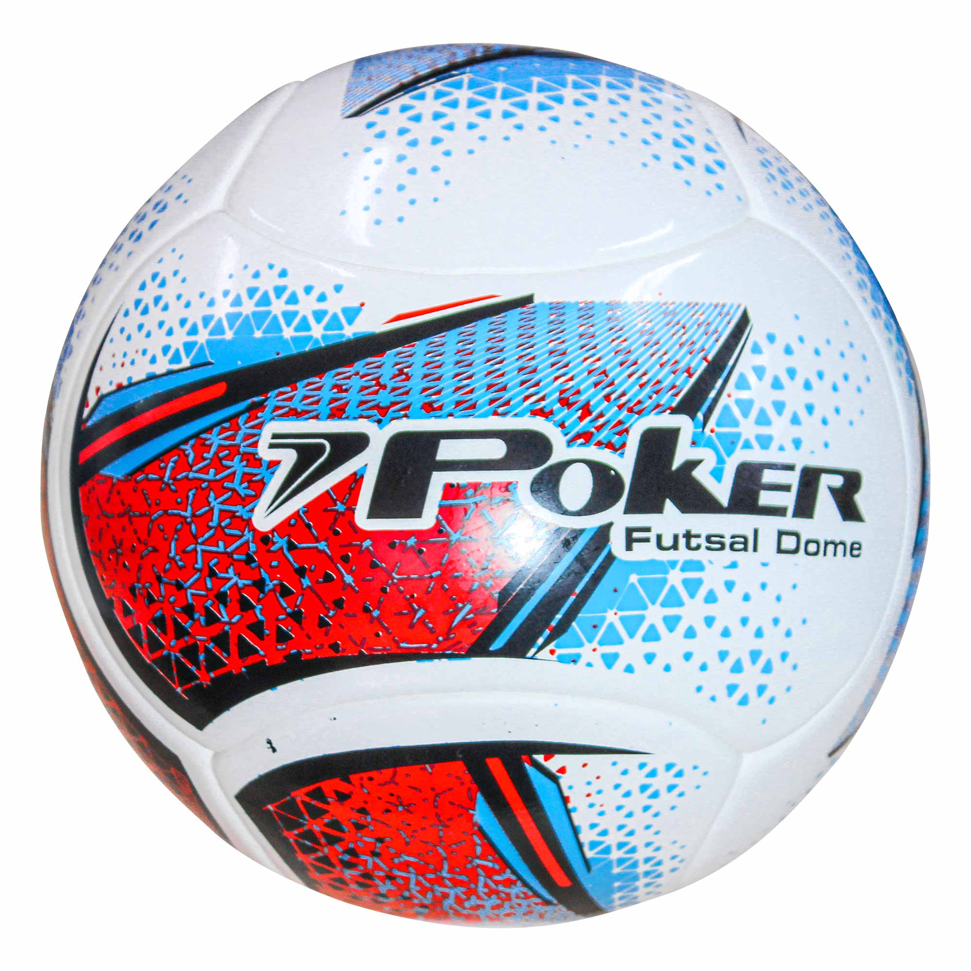 Bola Futsal Fusionada 6 Gomos Dome 05801