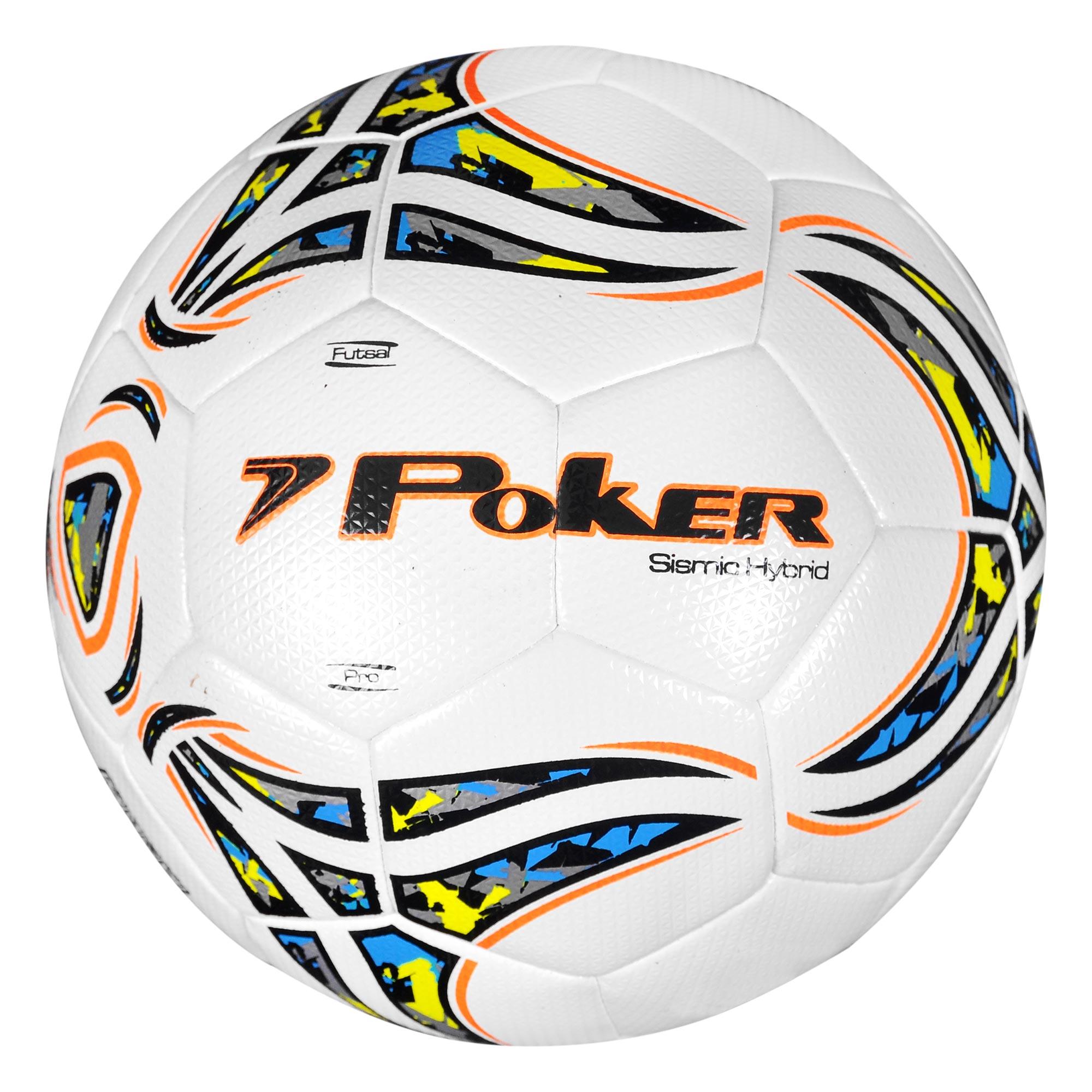 Bola Futsal Hybrid (C/C Maqui / Fusion) System Sismic Pro PU / EVA 05742