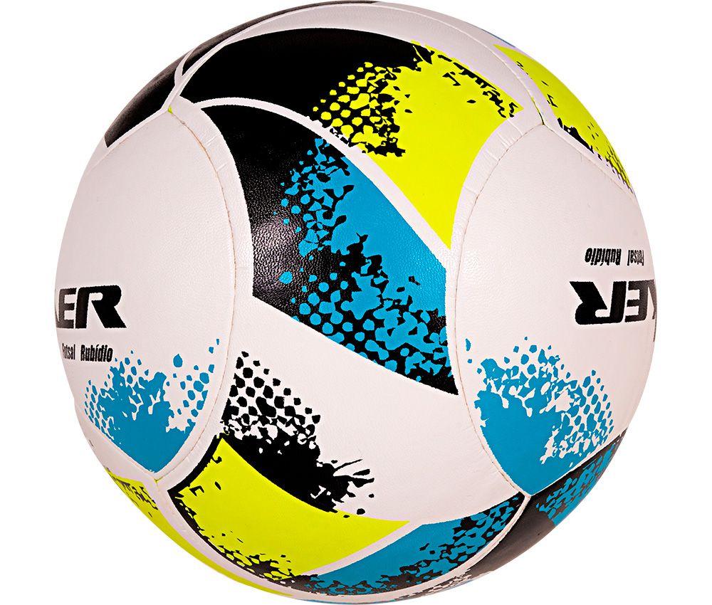 "Bola Futsal Thermocontrol Rubídio Extra ""PVC SOFT"" 05751"