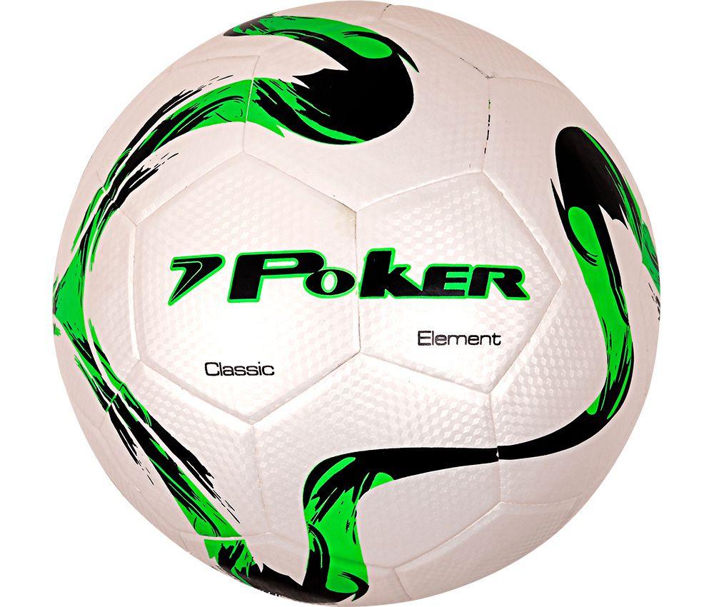"Bola Futsal Vulcanizada Classic Element ""PVC"" Oficial 05764"