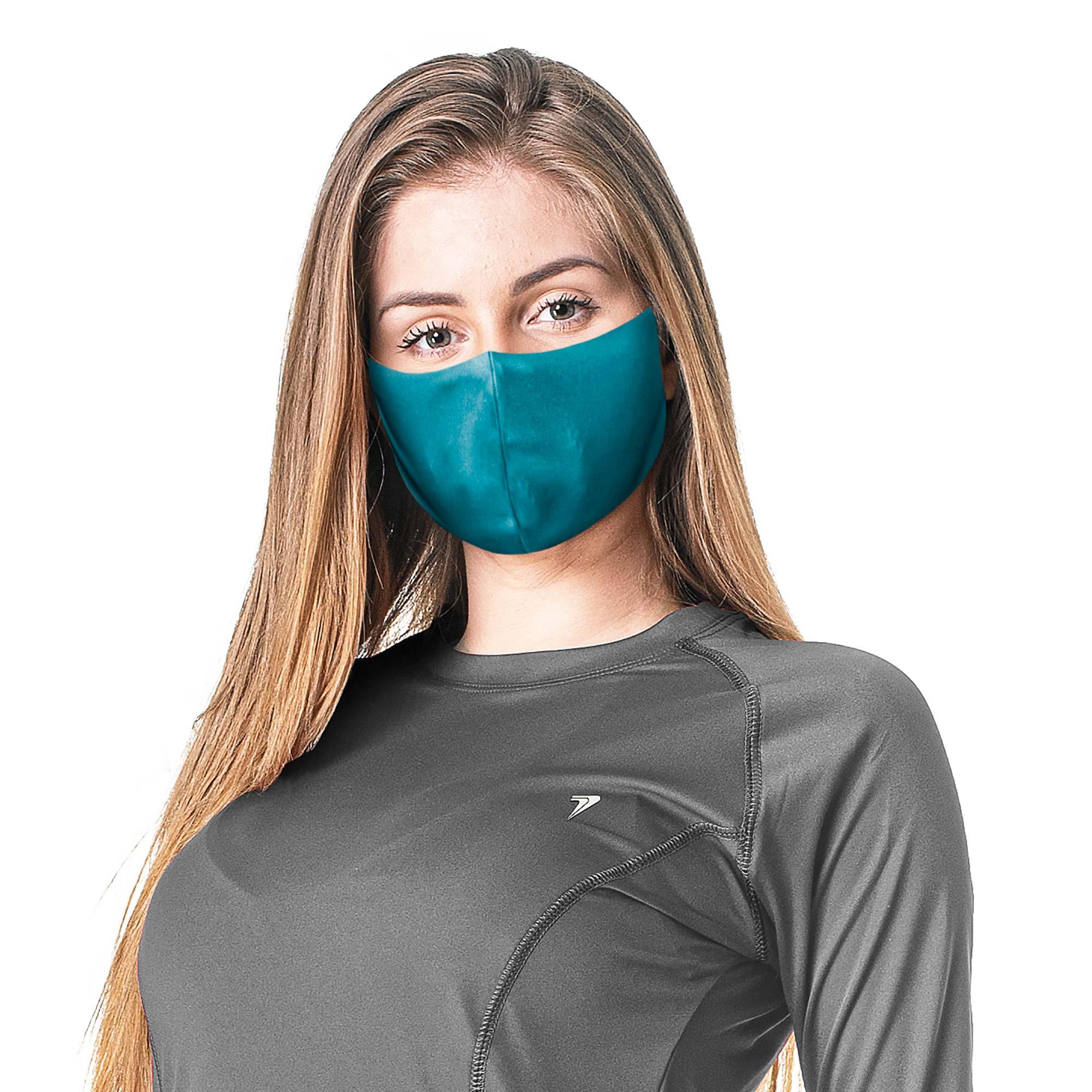 Calção BIG SIZE + Máscara Multiesportiva ANTIVIRAL