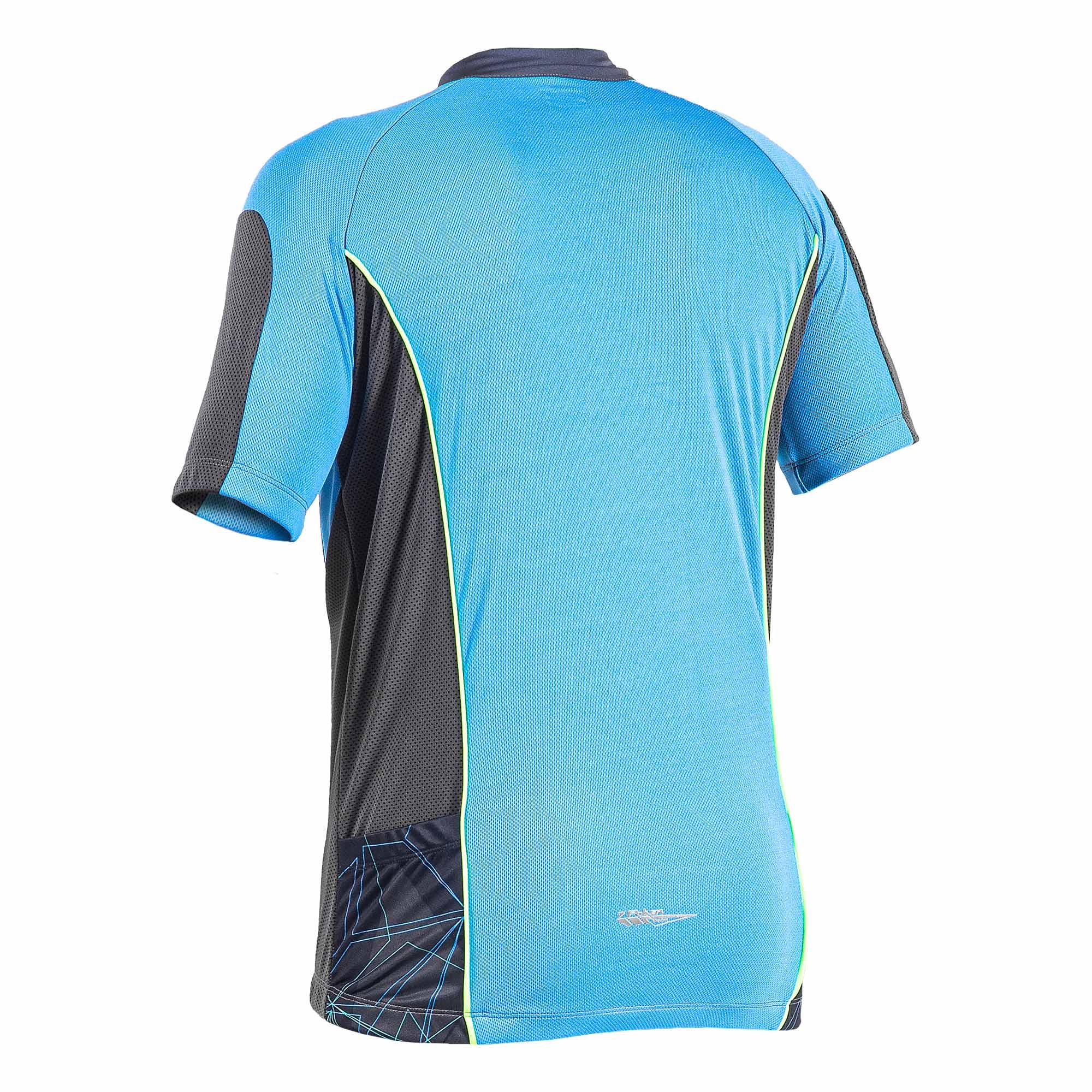 Camisa Ciclista C/ Zíper Dare 04188