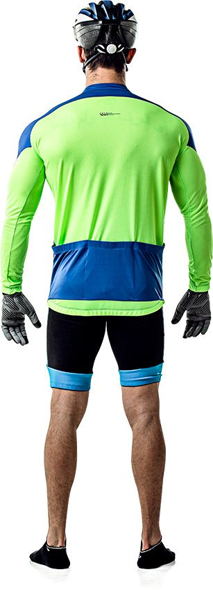 Camisa Ciclista C/ Zíper M/L Freeride 04035