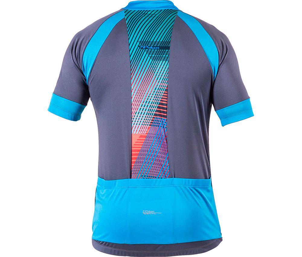 Camisa Ciclista C/ Zíper Seul 04092