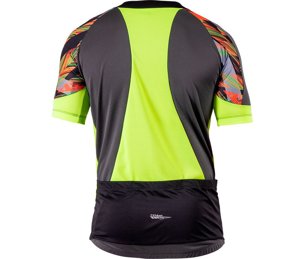 Camisa Ciclista C/ Zíper Tunes 04093