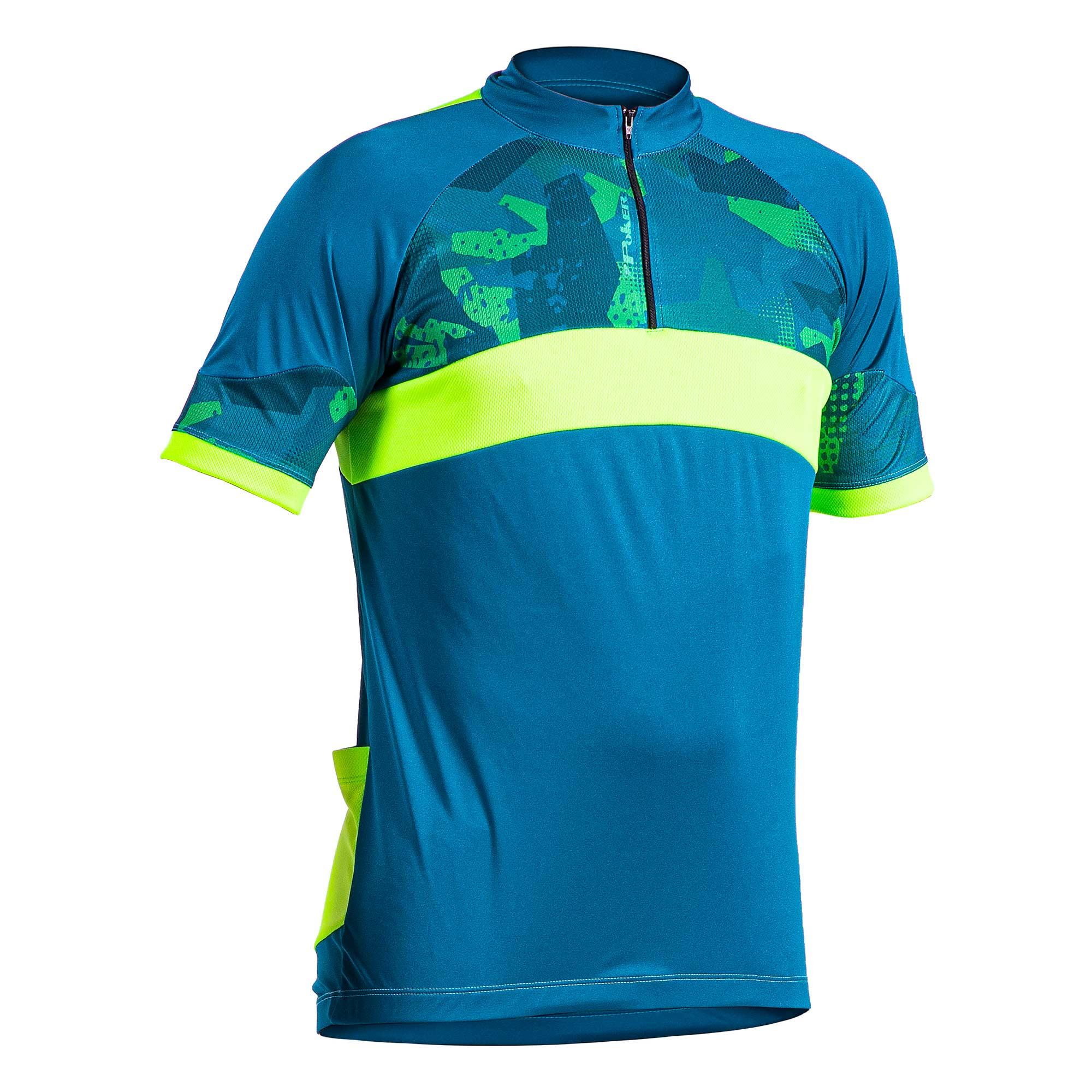 Camisa Ciclista C/ Zíper Voyage 04191