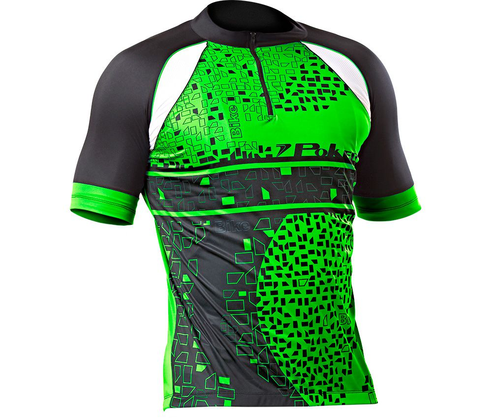 Camisa Ciclista Speed IV 04931