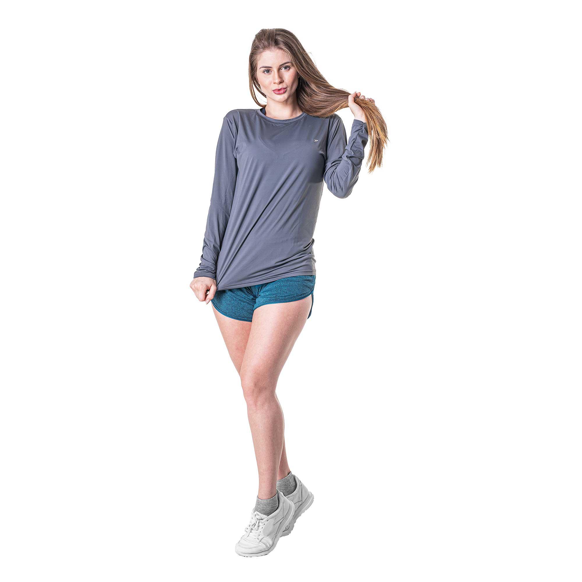 Camisa Fator de Proteção Comfort UV 50+ Poliamida M/L 04126