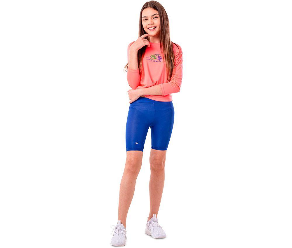Camisa Fator de Proteção UV50+ Infantil II M/L 04052