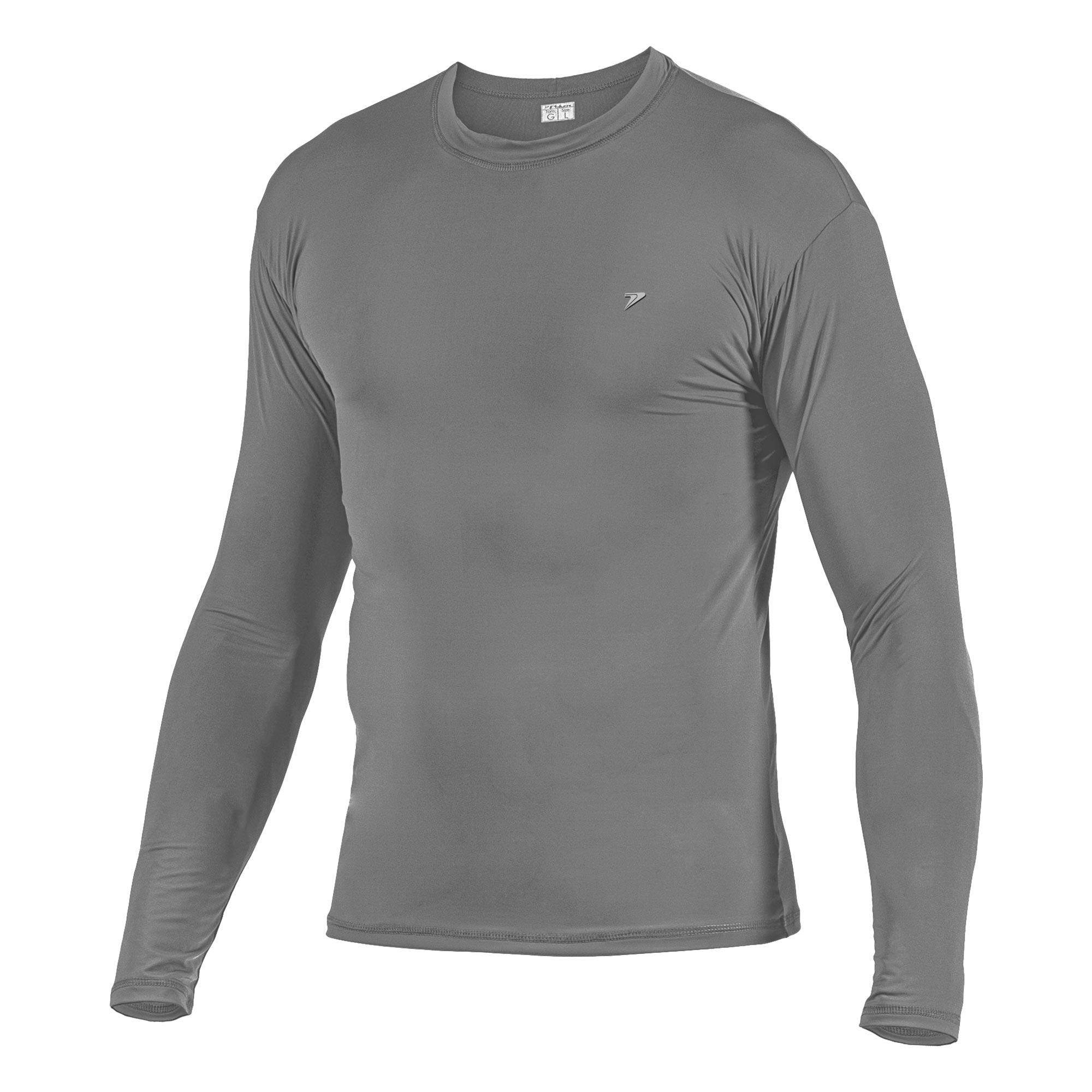 Camiseta Fator Proteção Comfort Infantil UV 50+ Poliamida M/L 04125