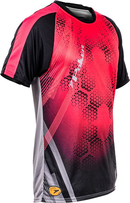 Camisa Gol M/C Sublimax Bank 04042
