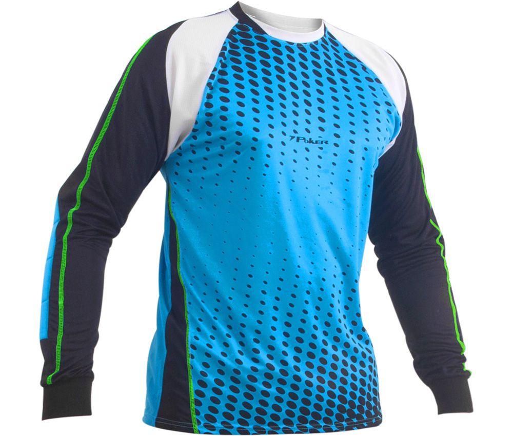 Camisa Gol M/L Sublimax 5 04865