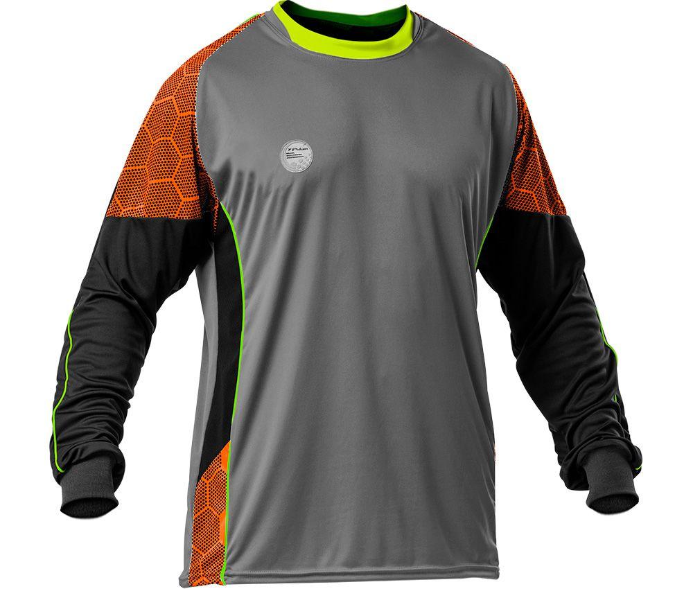 Camisa Gol M/L Sublimax Arsenio 04940
