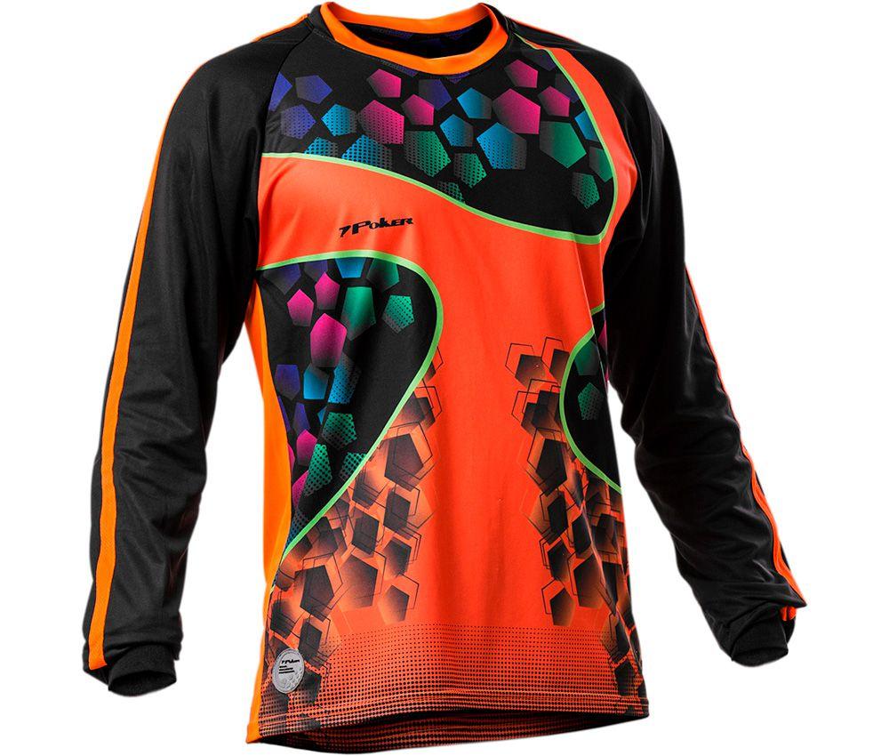 Camisa Gol M/L Sublimax Criptonio 04942
