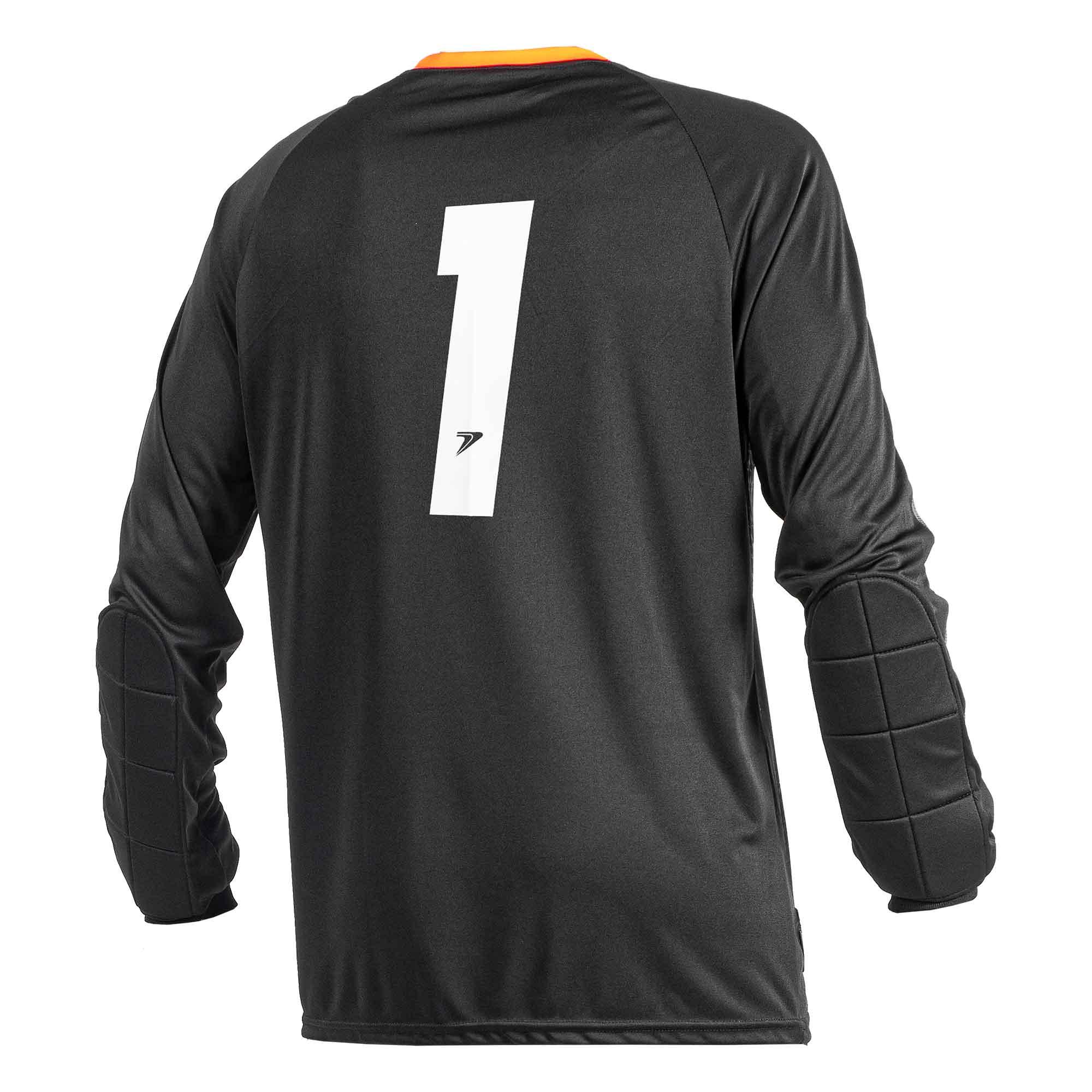 Camisa Gol M/L Sublimax Iron Poker 04152