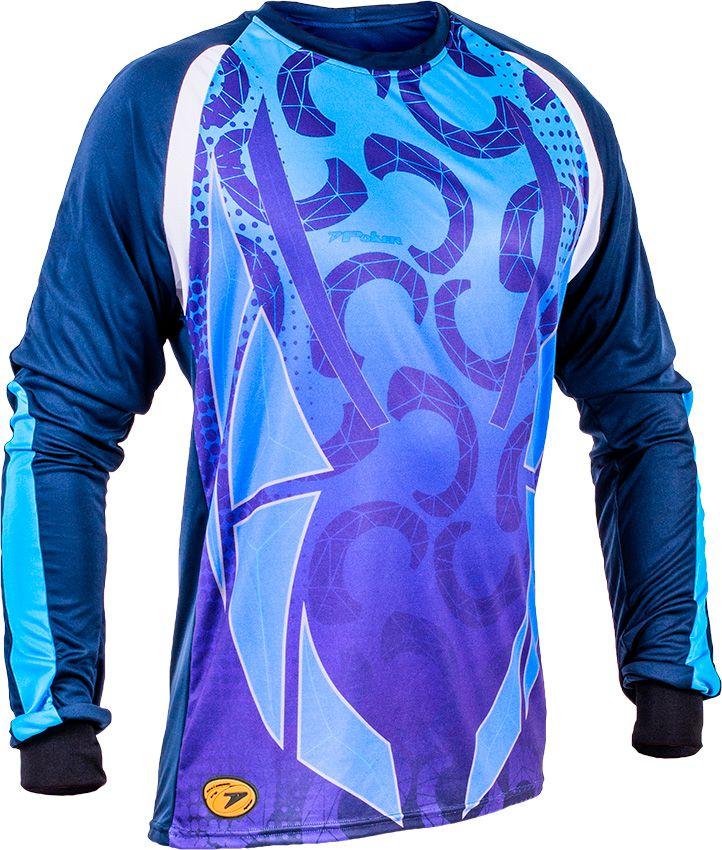 Camisa Gol M/L Sublimax Maier 04047