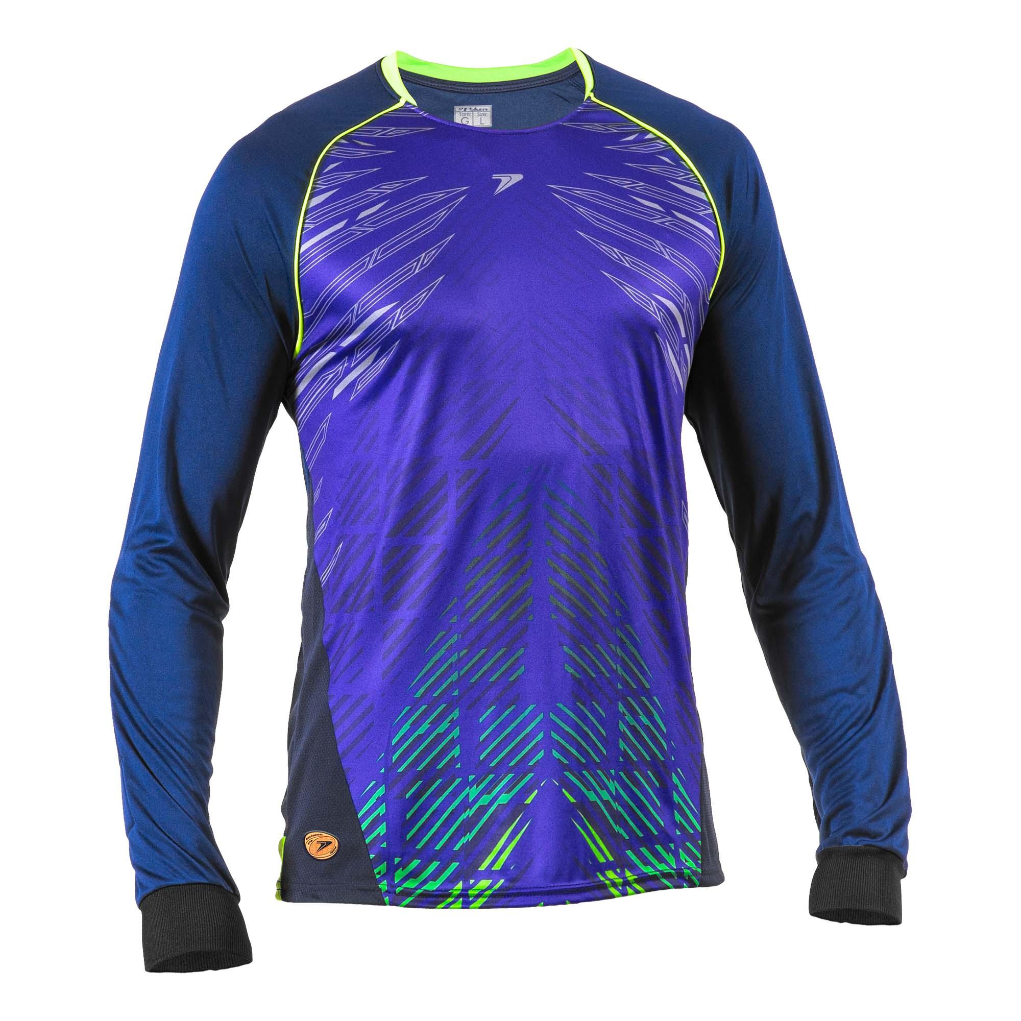 Camisa Gol M/L Sublimax Paredão 04105