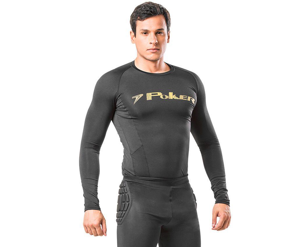 Camisa Goleiro Under M/ Longa 04347