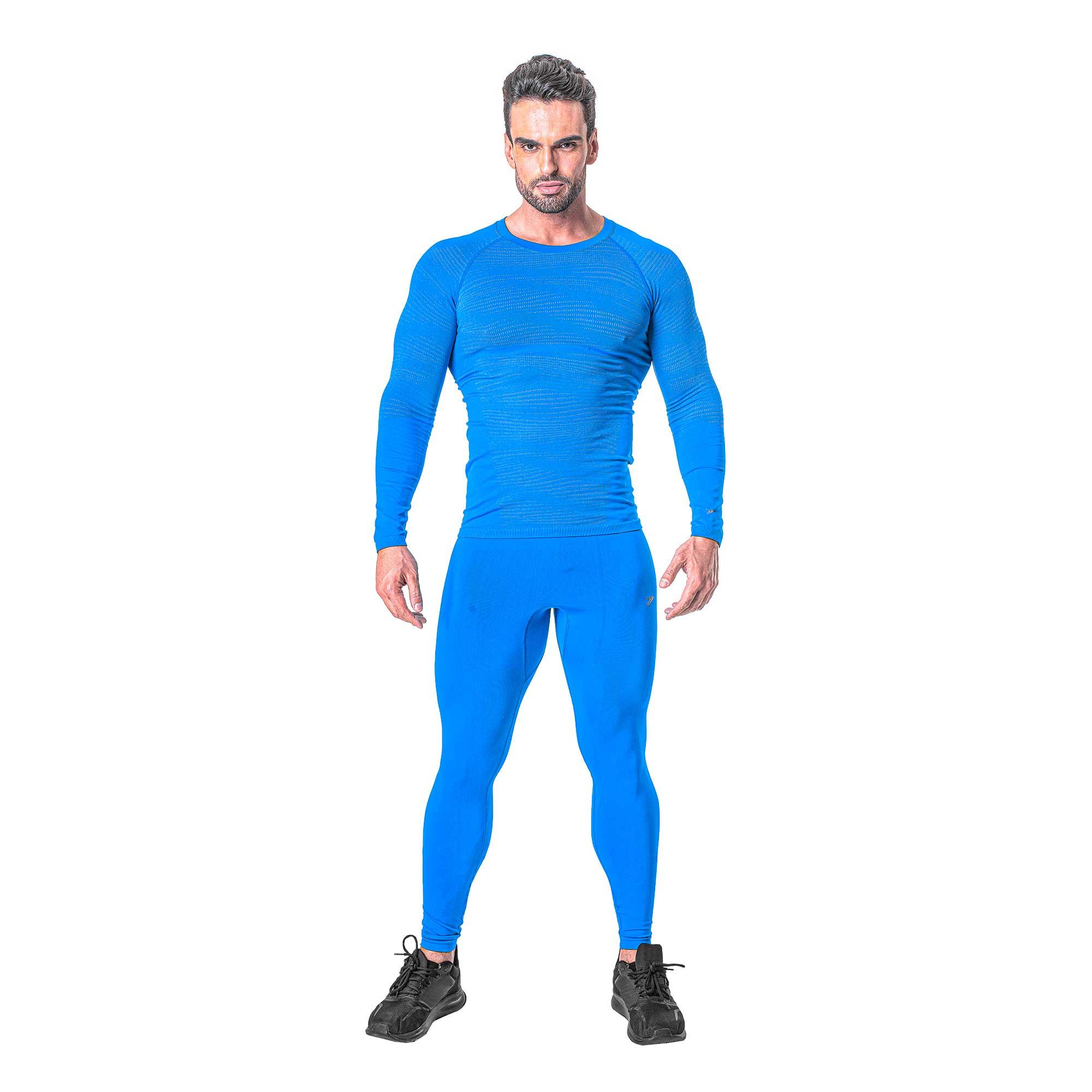 Camisa Skin Power Plus X-Ray M/L 04143