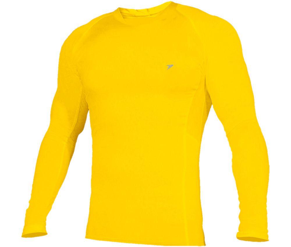 Camisa T-shirt Skin Basic M/ Longa 04384