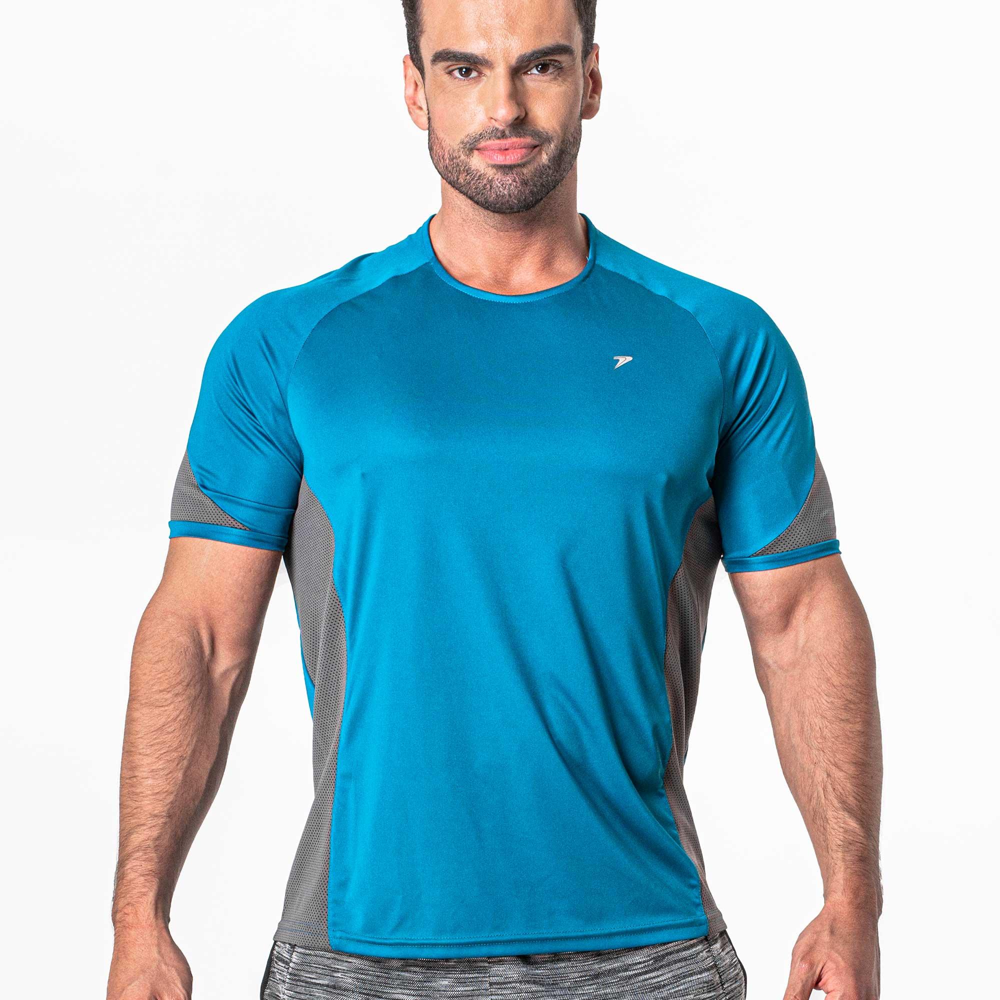 Camiseta Esportiva Fate Big Size 04267