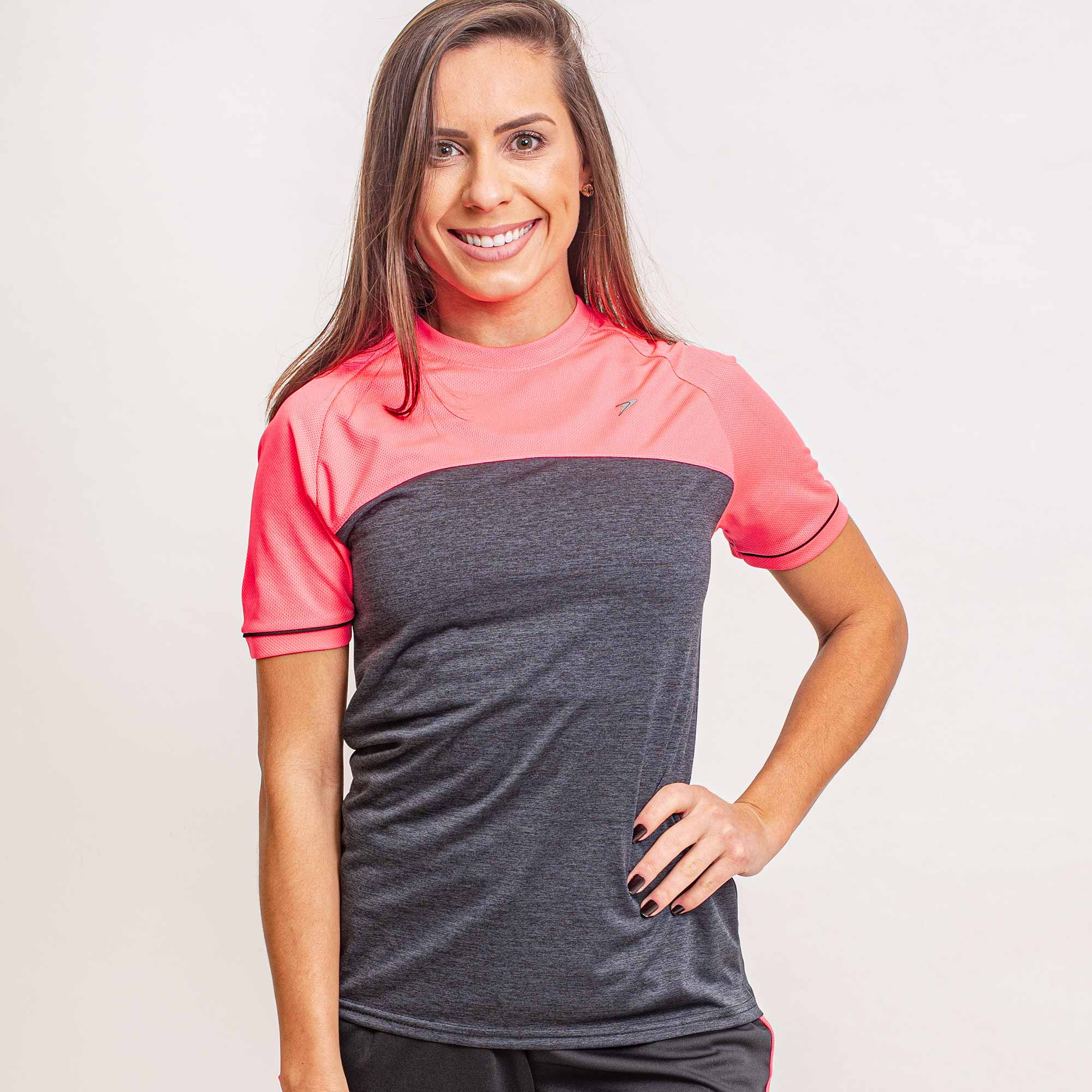 Camiseta Feminina Journey 04311