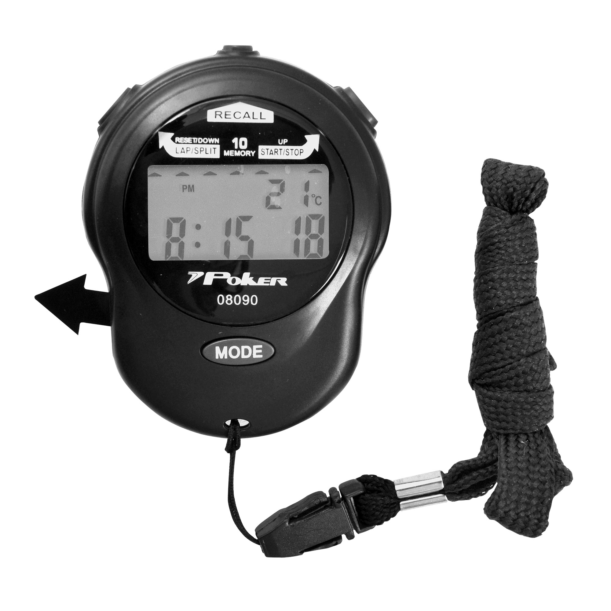 Cronômetro Pro Running Digital 08090