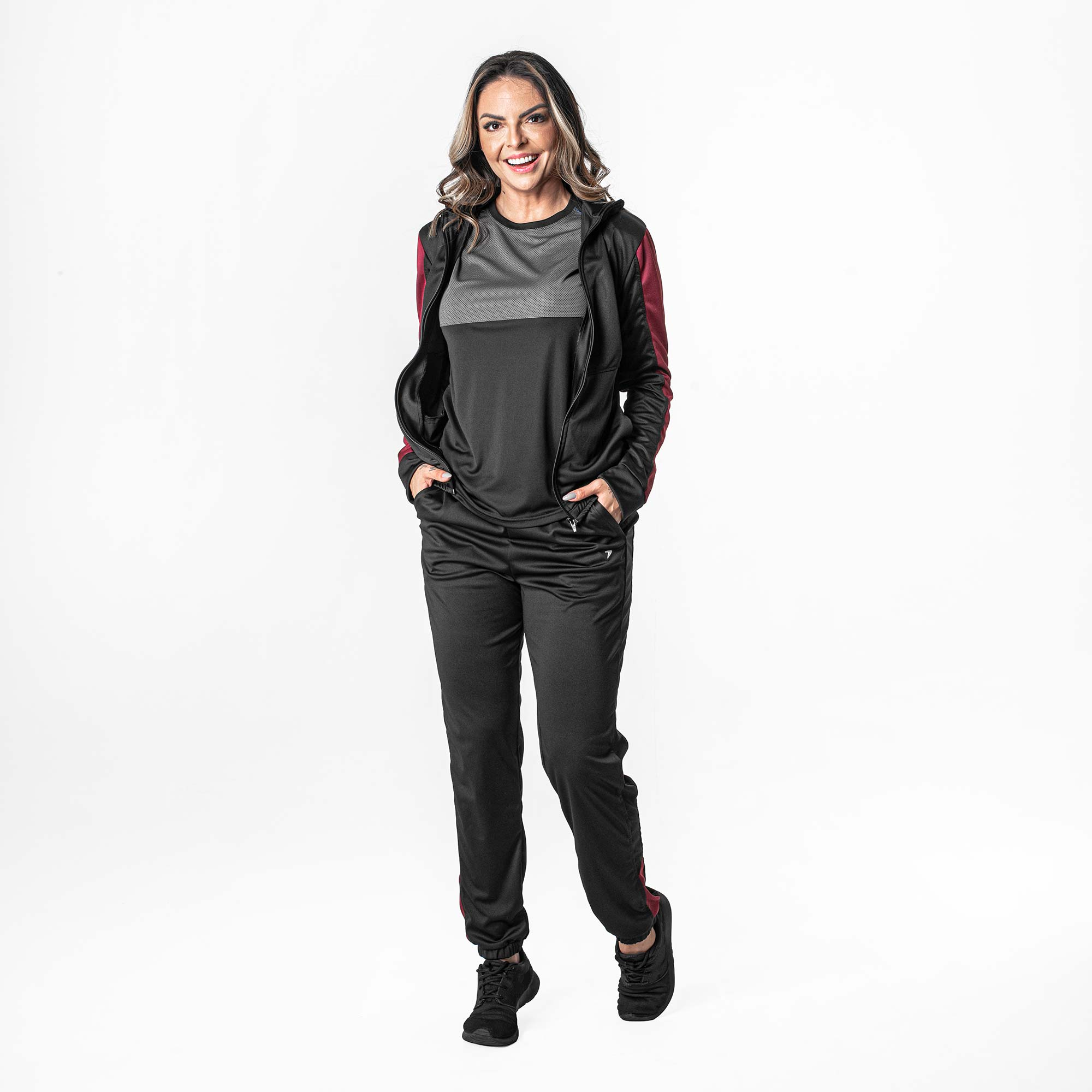 Jaqueta Esportiva Feminina Change 12142