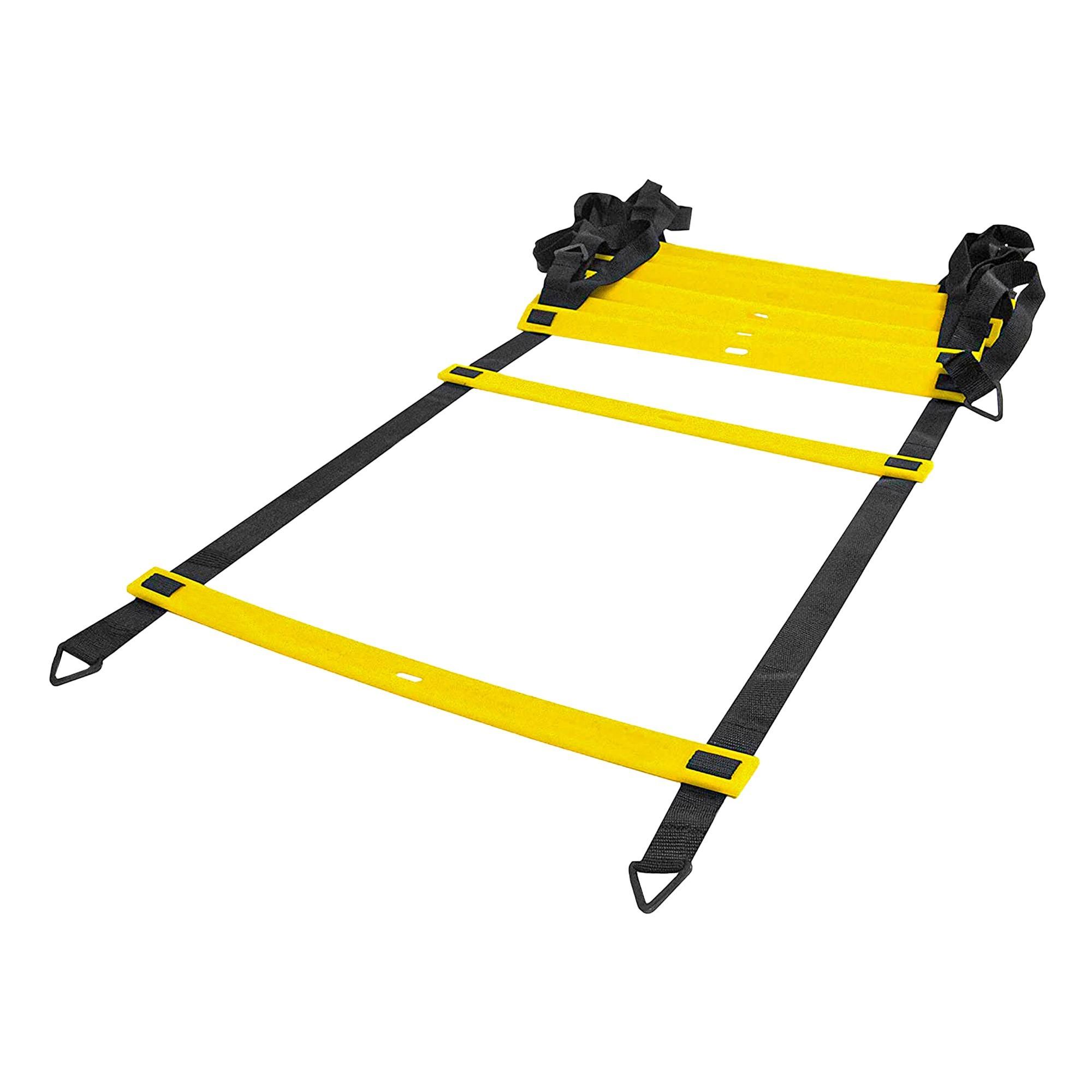 Kit Ginástica Power - Escada + Rolo + Apoio