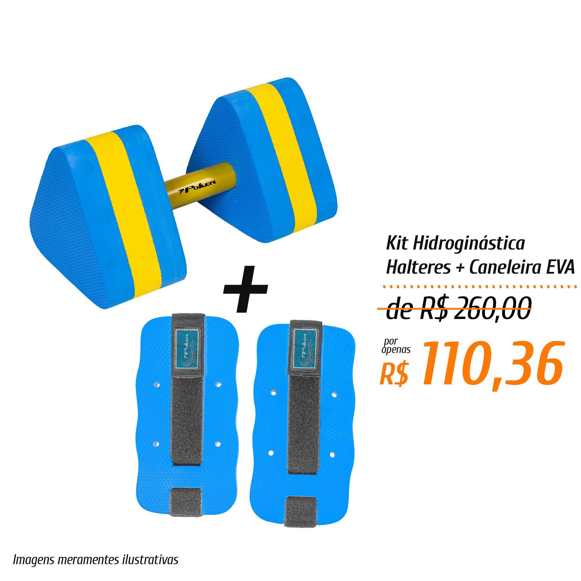 Kit Hidroginástica